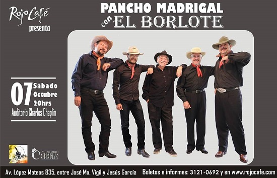 2017.10.07 PANCHO MADRIGAL