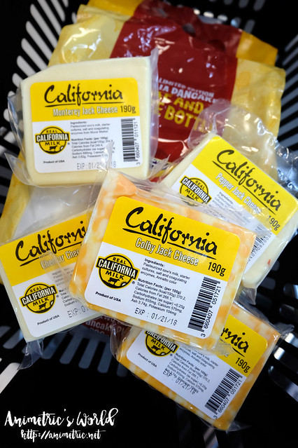 Real California Cheese