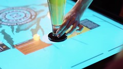 The Tangible Engine Media Creator for Touch Tables