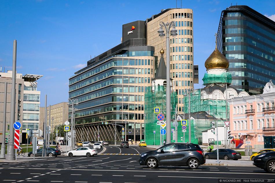 Площадь у Белорусского вокзала просто не узнать! IMG_4268