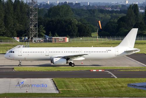 SE-RDO | Novair | Airbus A321