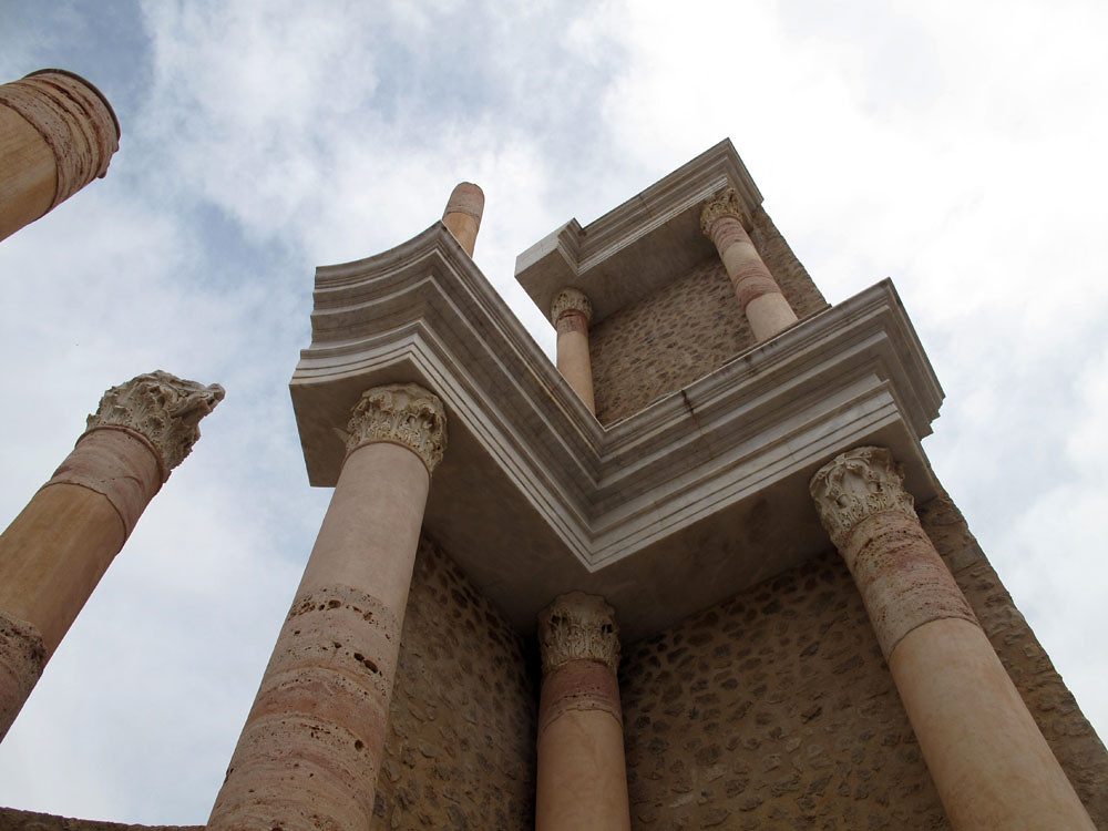 museo teatro cartagena_patrimonio_rafael moneo_intervención_premio europa nostra_frente escénico