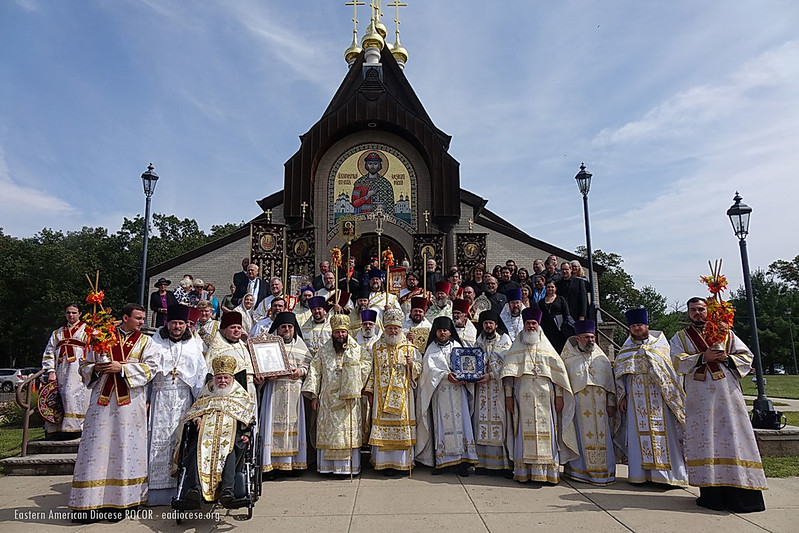 Saint Alexander Nevsky Celebration
