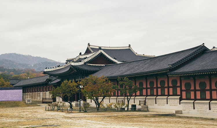 Korean Buddhist Temples