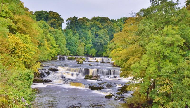 Aysgarth Falls - Yorkshire Dales