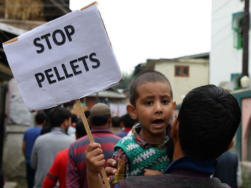 Pellet stop