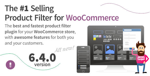 WooCommerce Product Filter v6.4.5