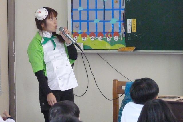 教務處 愛心志工 故事媽媽 進班說故事 20160329 10-39-45, Panasonic DMC-FZ35