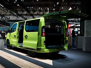 IAA 2017: Opel Vivaro