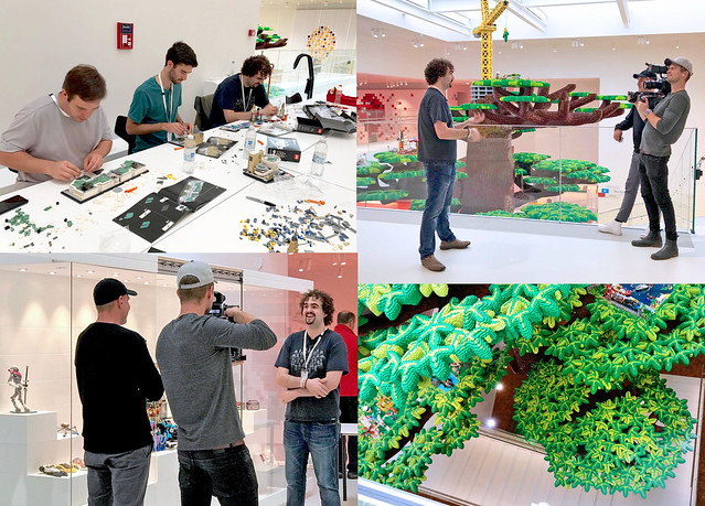 LEGO House, Billund Denmark 2017: Day 2