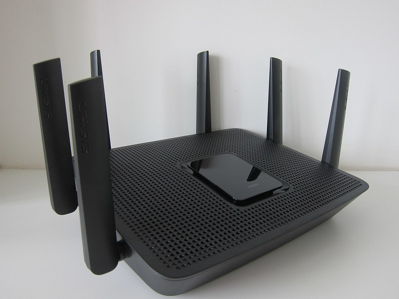 Linksys EA9300 Max-Stream AC4000 Tri-Band Router Review