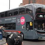 NXWM 6771 @ Walsall St Pauls bus station
