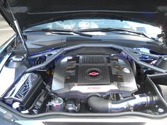 01M 2010 Chevy Camaro RS engine