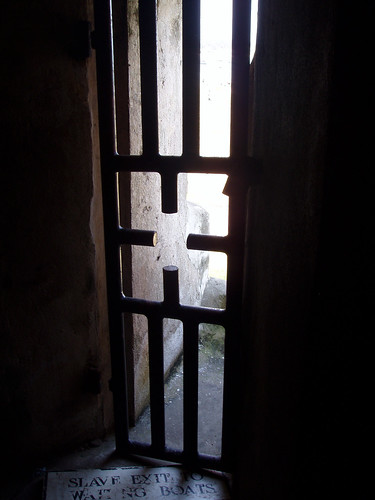 Elmina Castle – door of no return