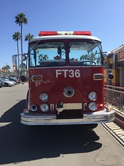Orange County Fire Authority  1970 Crown Firecoach Foam Tender 36 (ORC FT-36)