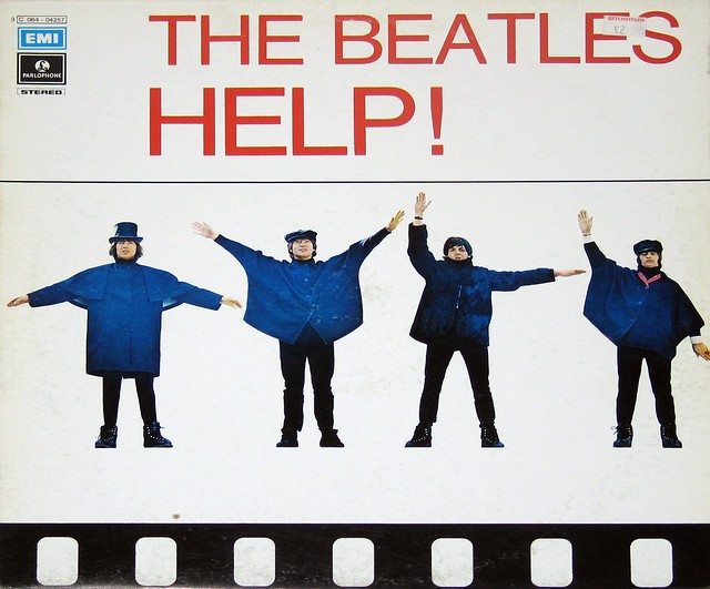 "Beatles Help! Canzoni Dal Film Aiuto! 12"" Vinyl LP"