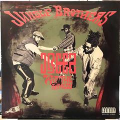 JUNGLE BROTHERS:J. BEEZ WIT THE REMEDY(JACKET A)