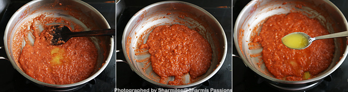 How to make aval halwa recipe - Step7