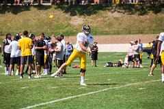 Steelers Training Camp 2017