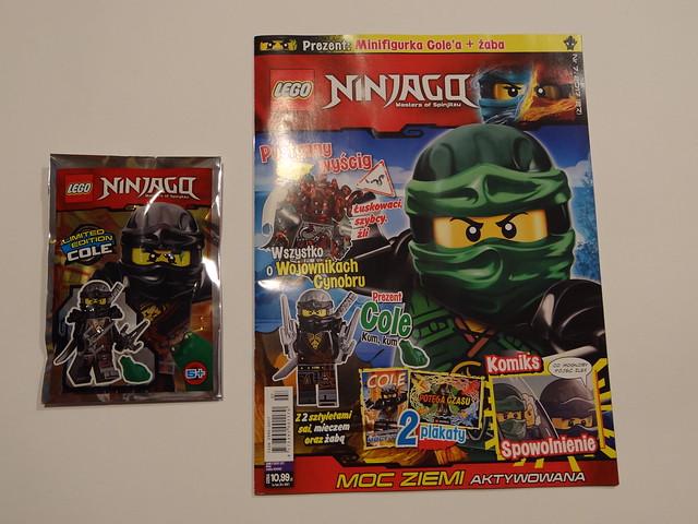 Mini-recenzja #16 – Magazyn Lego Ninjago 72017 2