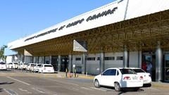 RioCgr160523 014 Campo Grande aeroporto fachada