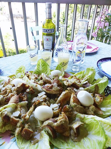 salade césar 2