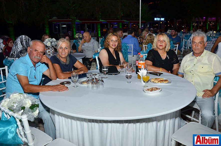 Turgay Savcı, Gülay Savcı, Hatice Arslan, Sebiha Demir, Aydın Demir