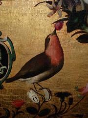 ALLORI Alessandro,1572 - Dossier de Lit avec Sc�nes Mythologiques et Grotesques, Le Rapt de Ganym�de, d'Apr�s MICHEL-ANGE (Florence) - Detail 63