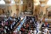 Festgottesdienst der Kirchweihveranstaltung in Billed