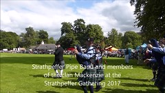 Strathpeffer Pipe Band