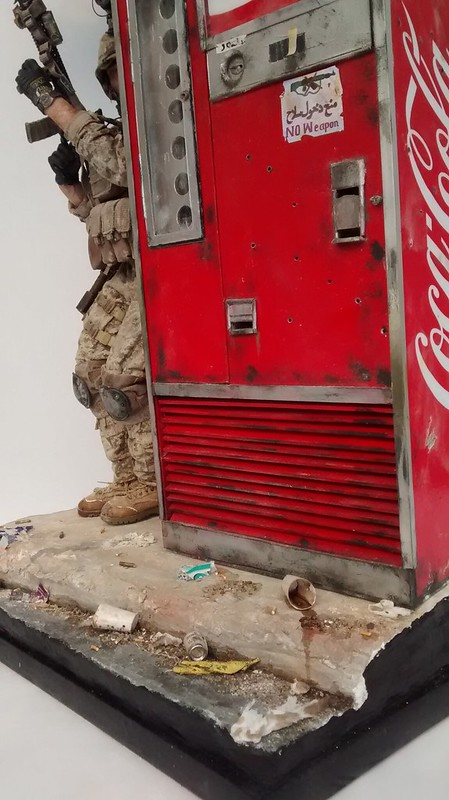 """ Coke save the Marines ""  Kabul - Afghanistan war 2012 36133818743_2b258183b5_c"