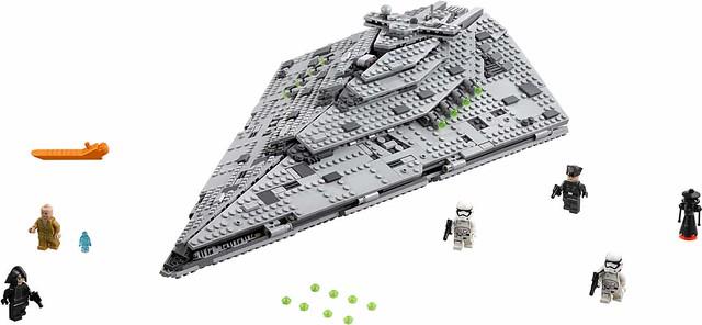 Oficjalne zdjęcia zestawów Lego Star Wars The Last Jedi  22