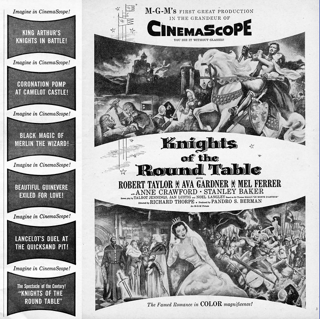 Knights of the Round Table (1954)