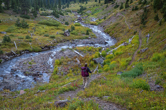 Middle Fork of The Cimarron