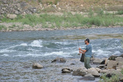 Fishin'