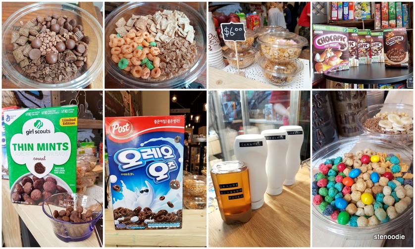 Silo 13 exotic cereals