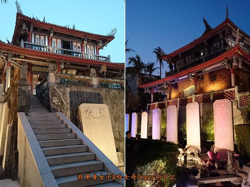 台南景點赤崁樓與美食13