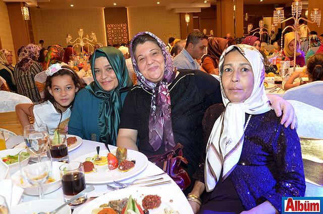 Fatmanur Coşkun, Fatma Arıkan, Hatice Çatalkaya, Ayşe Güllü