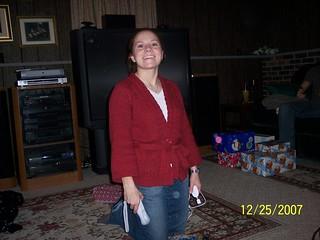 Wanda Fiala, Christmas 2007