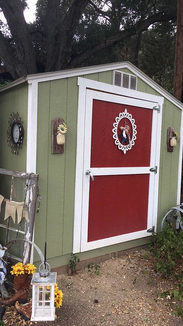 Flickr Tuff Shed