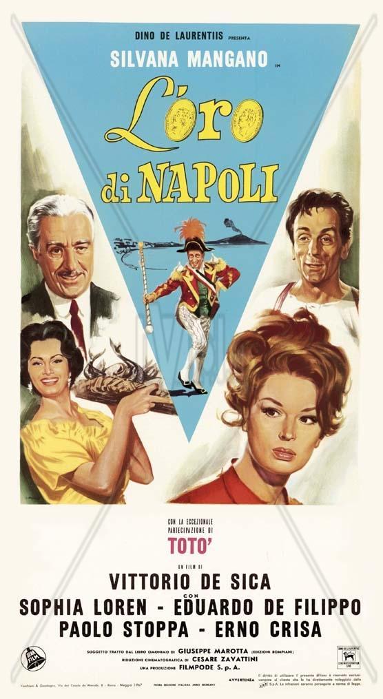 L'Oro di Napoli - Poster 3