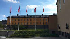 Swedish History Museum in Stockholm