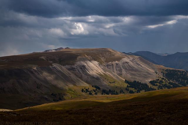 Dolly Varden Mountain