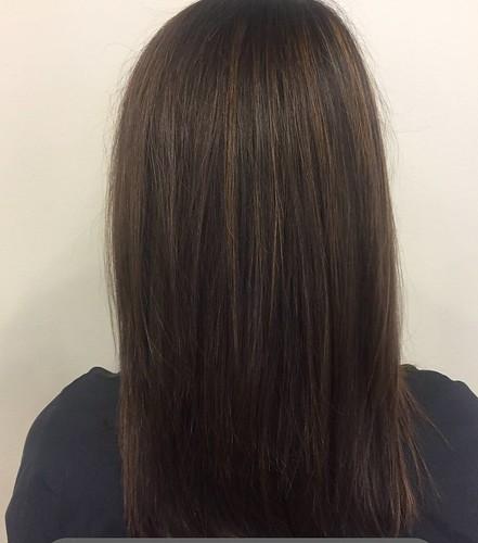 #bombshell #brunette by Theresa @tmtaylor901 #hairenvy