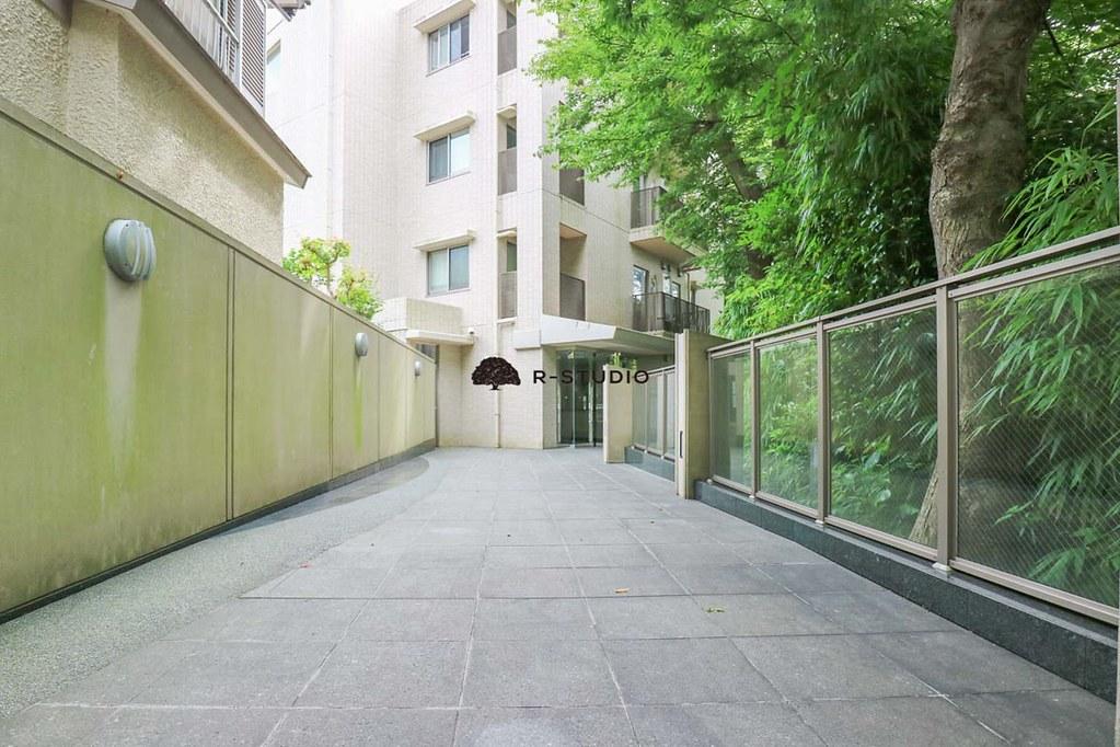 鎌倉の中古マンション:グランスイート鎌倉衣張山荘