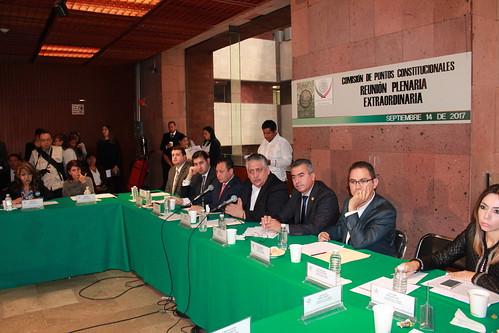Comisión de Puntos Constitucionales 14/sep/17