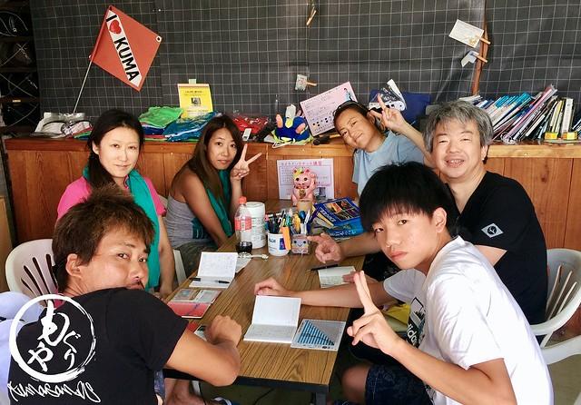 本日の集合写真♪ 2017/08/08