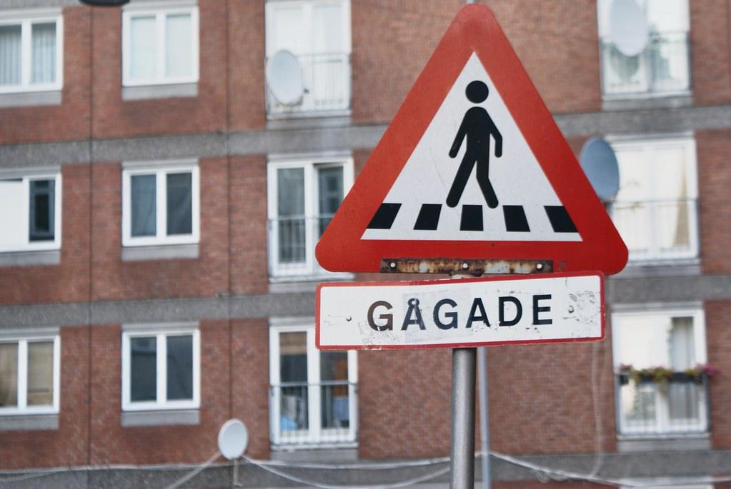 A Copenhague, le quartier de Norrebro accueille de nombreux logements sociaux