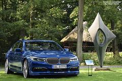 BMW Alpina B7 Biturbo G11