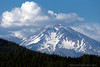 Summer Thunderstorm and Mount Shasta, Siskiyou County, CA by 4 Corners Photo